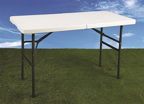 Faulkner 69873 Folding Table - 29-1/2'' H x 48-3/8'' W Questions & Answers