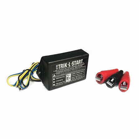 LSL Products TRIK-L-START 5 Amp Starting Battery Charger Questions & Answers