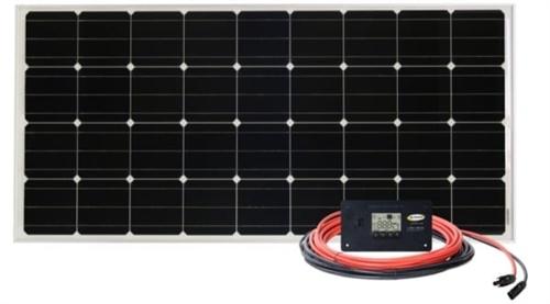 Go Power 82845 Overlander Solar Charging Kit - 190 Watts