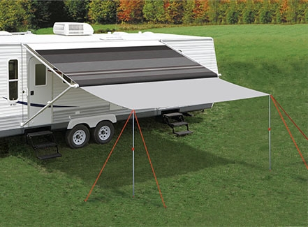 Carefree of Colorado UU1808 RV Awning Canopy Extend'r 18' x 8' Questions & Answers